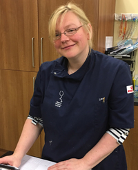 Lisa McAuliffe Veterinary Surgeon